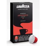 Kohvikapslid LAVAZZA Armonico (10 tk) Nespresso tüüp