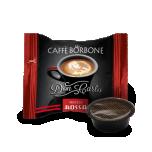 Kohvikapsel Caffè Borbone Rossa Don Carlo (1 tk) Lavazza A Modo Mio tüüp