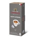 Kohvikapslid GARIBALDI Gusto Intenso (10 tk) Nespresso tüüp
