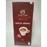 Kohvikapslid GARIBALDI Dolce Aroma (10 tk) Nespresso tüüp