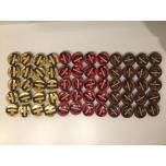 Kohvikapslid COVIM ORA (proovipakk) Gold Arabica (20 tk) + Gran Bar (20 tk) + Orocrema (20 tk) Lavazza A Modo Mio tüüp
