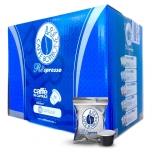 Kohvikapslid CAFFE BORBONE Blu (100 tk) Nespresso tüüp