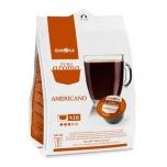 Kohvikapslid GIMOKA Americano (16 tk) Nescafe Dolce Gusto tüüp