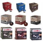 Proovipakk kohvikapslid Lavazza A Modo Mio tüüp (126 tk)