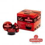 Kohvikapslid COVIM ORA Gran bar (16 tk) Lavazza A Modo Mio tüüp