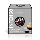 Kohvikapslid CAFFE VERGNANO INTENSO (16 tk) LAVAZZA A Modo Mio tüüp BIOLAGUNEVAD