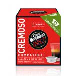 Kohvikapslid CAFFE VERGNANO CREMOSO (16 tk) LAVAZZA A Modo Mio tüüp BIOLAGUNEVAD