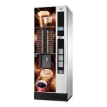 Kohviautomaat Necta Canto Dual Cup Espresso