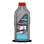 CLENTOL Universaalne Espressomasinate + Kapselmasinate katlakivieemaldusvahend 500 ml / 5 pesu tsüklit
