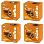 Kohvikapslid LAVAZZA Espresso Delizioso (16 x 4 tk) LAVAZZA A Modo Mio tüüp