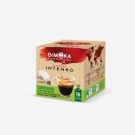 Kohvikapslid GIMOKA Intenso (16 tk) BIOLAGUNEVAD Lavazza A Modo Mio tüüp