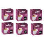 Kohvikapslid LAVAZZA Lungo Dolce (16 tk x 6) LAVAZZA A Modo Mio tüüp