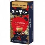 Kohvikapslid GIMOKA Colombia (10 tk) Nespresso tüüp
