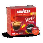 Kohvikapslid LAVAZZA Suerte (36 tk) LAVAZZA A Modo Mio tüüp